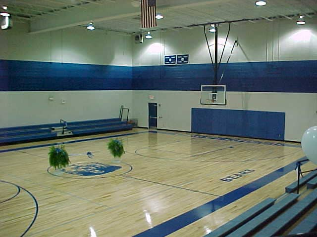 Camp Creek – Right Side – Gym