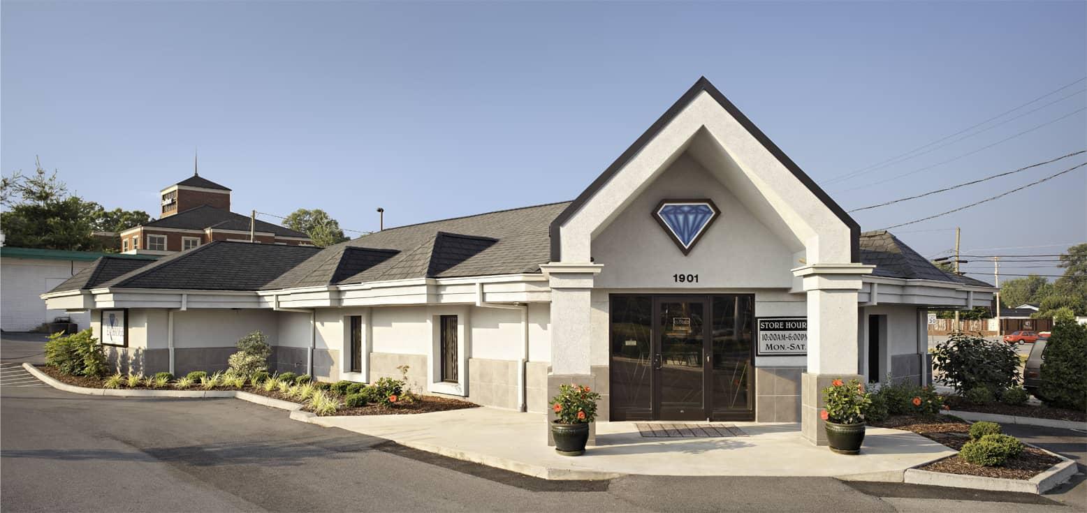 Diamond Exchange Exterior