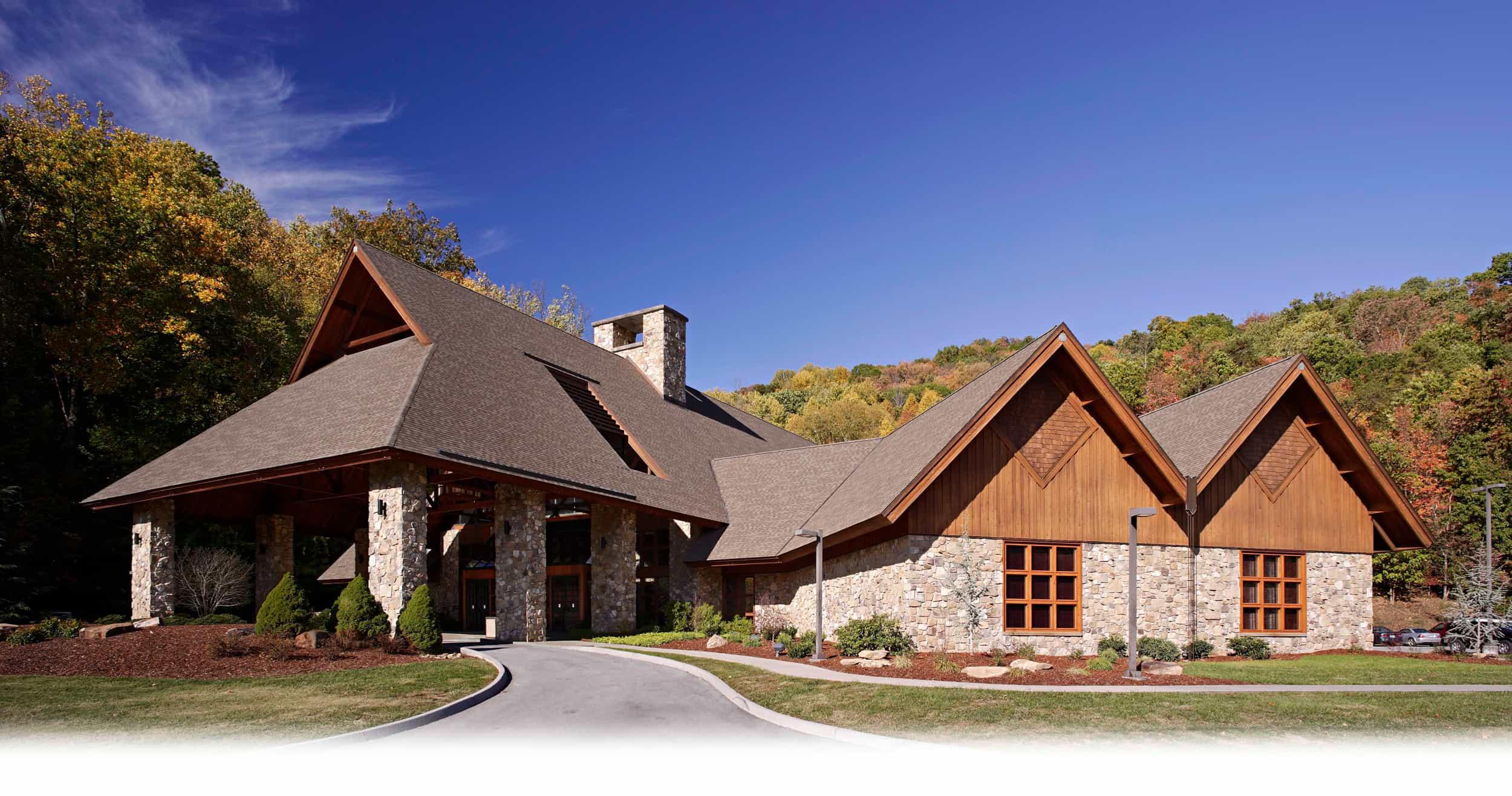 Eastman Lodge Exterior