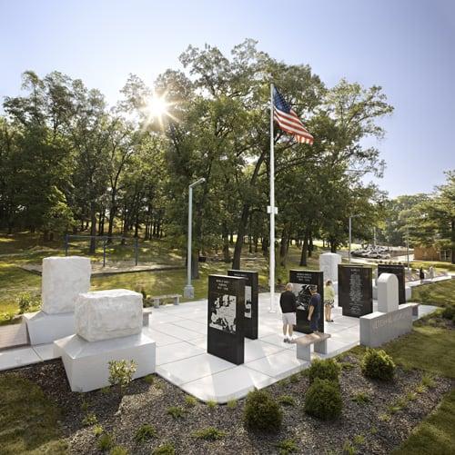Veterans Memorial Shrp +1